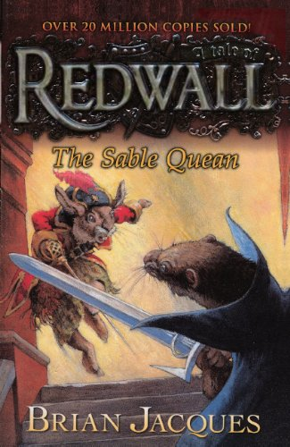 The Sable Quean (Turtleback School & Library Binding Edition) (Redwall) (9780606236461) by Brian Jacques