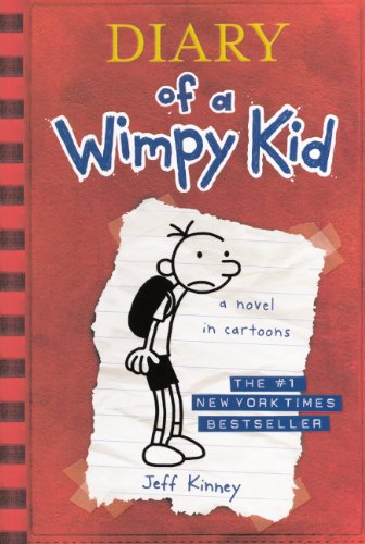 9780606236621: Diary of a Wimpy Kid, Book 1