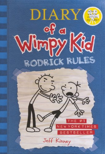 9780606236638: Rodrick Rules (Diary of a Wimpy Kid, Book 2)