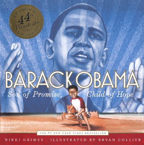 9780606236690: Barack Obama: Son Of Promise, Child Of Hope (Turtleback School & Library Binding Edition)