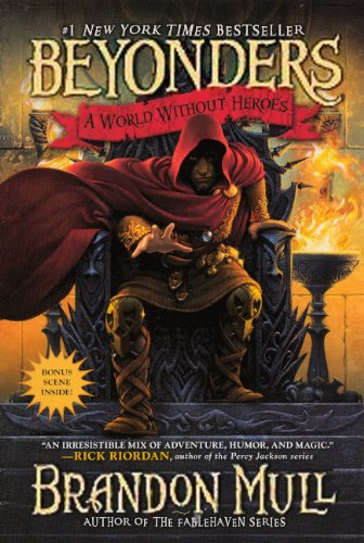 9780606236751: A World Without Heroes (Turtleback School & Library Binding Edition) (Beyonders)