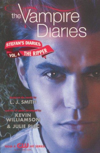 9780606237062: The Ripper (Turtleback School & Library Binding Edition) (Vampire Diaries: Stefan's Diaries)