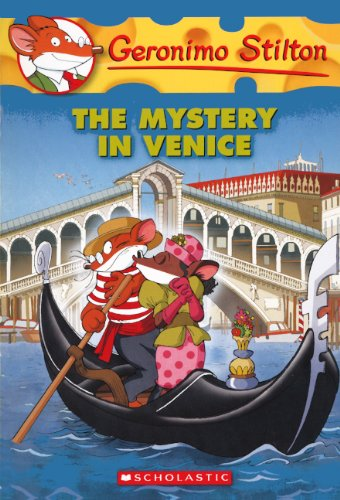 9780606237291: The Mystery In Venice (Turtleback School & Library Binding Edition) (Geronimo Stilton)
