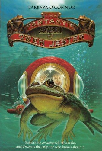 9780606237642: The Fantastic Secret Of Owen Jester (Turtleback School & Library Binding Edition)