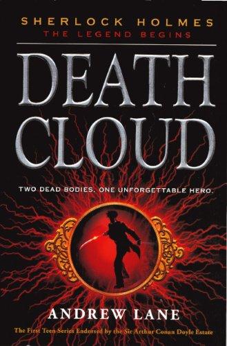 9780606237819: Death Cloud (Turtleback School & Library Binding Edition) (Sherlock Holmes: The Legend Begins)