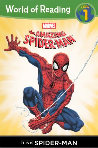 9780606237871: This Is Spider-Man (Turtleback School & Library Binding Edition) (World of Reading, Level 1)