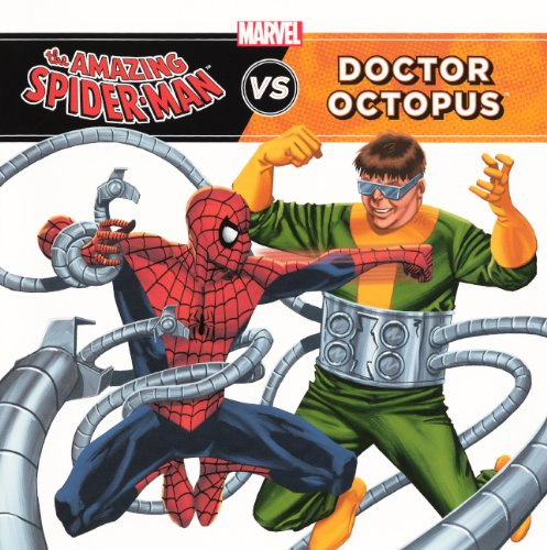 9780606237901: The Amazing Spider-Man Vs. Doctor Octopus (Turtleback School & Library Binding Edition)