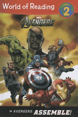 The Avengers: Assemble! (Turtleback School & Library Binding Edition) (World of Reading: Level ...