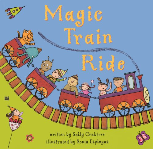 9780606238250: Magic Train Ride (Turtleback School & Library Binding Edition)