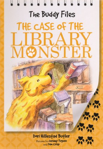 9780606238397: The Case Of The Library Monster (Turtleback School & Library Binding Edition) (Buddy Files)