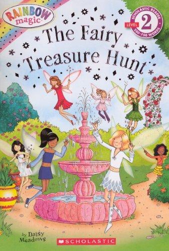 The Fairy Treasure Hunt: Meadows, Daisy
