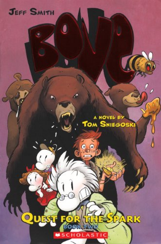 Quest For The Spark, Book 2 (Turtleback School & Library Binding Edition) (Bone): Tom Sniegoski