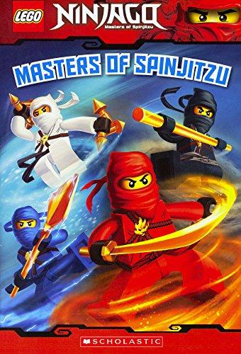Masters Of Spinjitzu (Turtleback School & Library Binding Edition) (Lego Ninjago Readers): ...