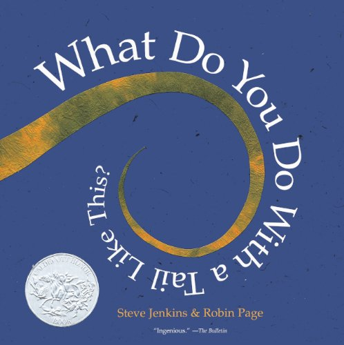 9780606239950: What Do You Do With A Tail Like This? (Turtleback School & Library Binding Edition)