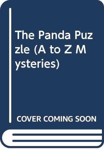 9780606240949: The Panda Puzzle (A to Z Mysteries)