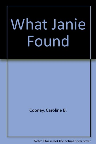 9780606241229: What Janie Found