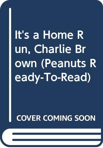 9780606242721: It's a Home Run, Charlie Brown (Peanuts Ready-to-Read)