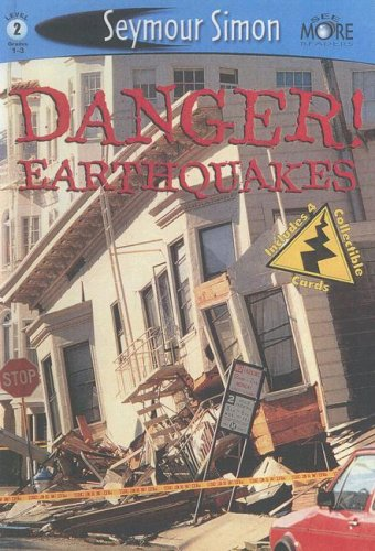 9780606243452: Danger! Earthquakes (Seemore Readers)