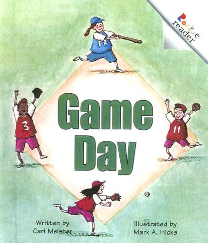 9780606243742: Game Day (Rookie Reader Level a)
