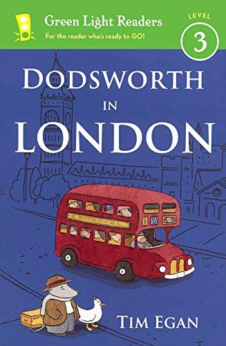 Dodsworth In London (Turtleback School & Library Binding Edition) (Dodsworth (Pb)): Tim Egan