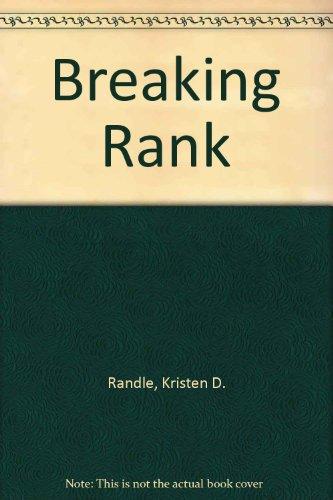 9780606244657: Breaking Rank