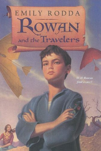 9780606245845: Rowan and the Travelers