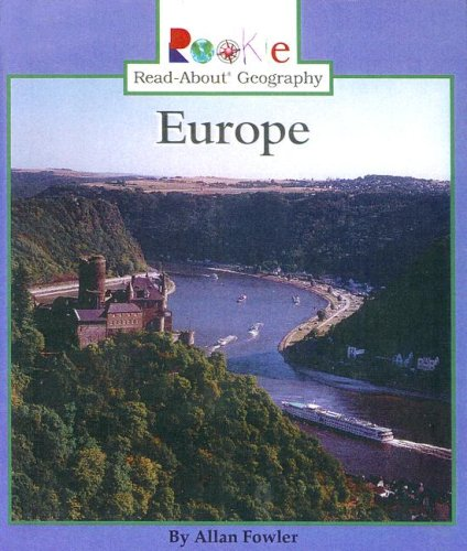 9780606245883: Europe (Rookie Read-About Geography)