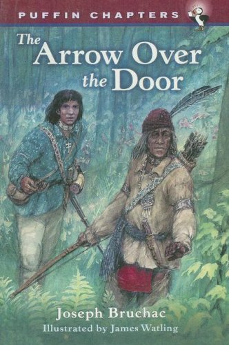9780606246873: Arrow over the Door (Puffin Chapters)