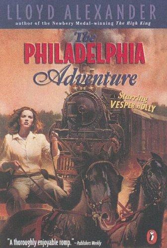 9780606246941: The Philadelphia Adventure