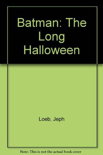 9780606247139: Batman: The Long Halloween