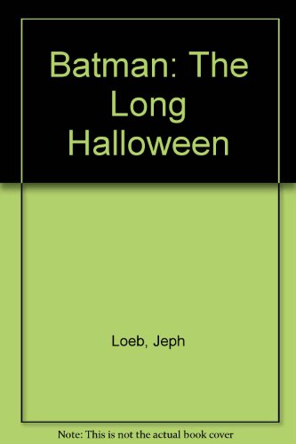 9780606247139: Batman: The Long Halloween