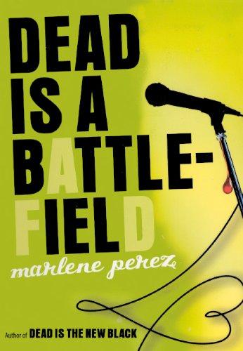 Dead Is A Battlefield (Turtleback School & Library Binding Edition) (Dead Is (Pb)): Perez, ...