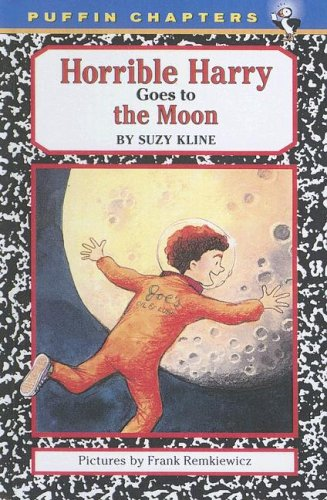 9780606248273: Horrible Harry Goes to the Moon