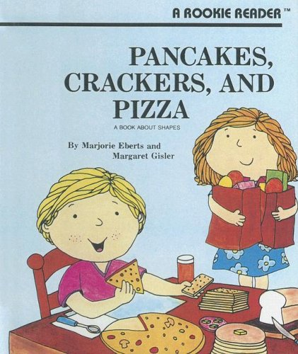 9780606248303: Pancakes, Crackers, and Pizza (Rookie Readers)