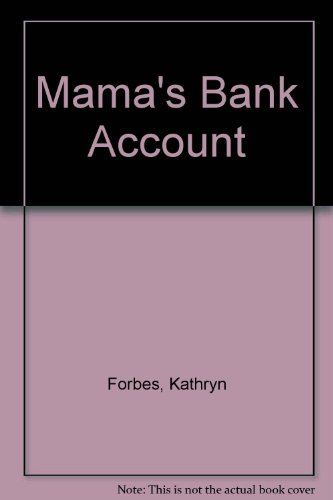 9780606252829: Mama's Bank Account