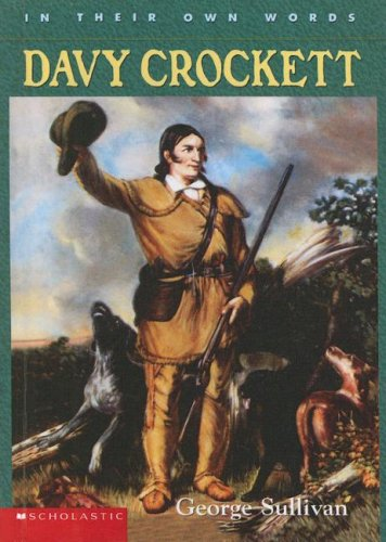 9780606257428: In Their Own Words: Davy Crockett