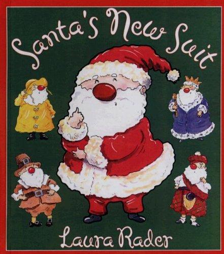 9780606257633: Santa's New Suit
