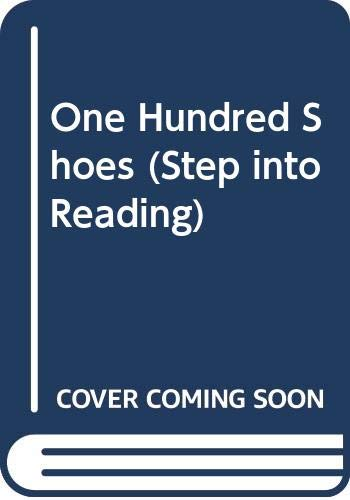 9780606258913: One Hundred Shoes (Step Into Reading)