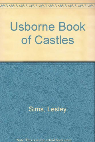 9780606260015: Usborne Book of Castles