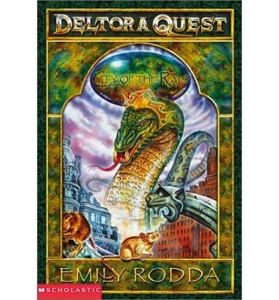 9780606260435: City of the Rats (Deltora Quest #3)