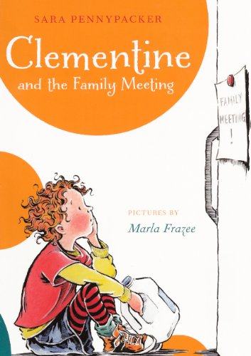 9780606260930: Clementine and the Family Meeting