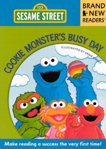 9780606260992: Cookie Monster's Busy Day