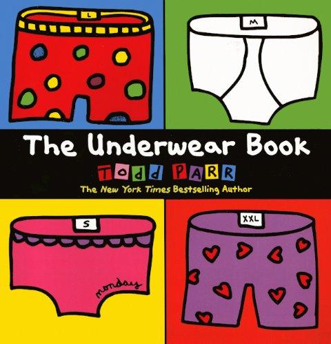 The Underwear Book (Turtleback School & Library Binding Edition): Todd Parr