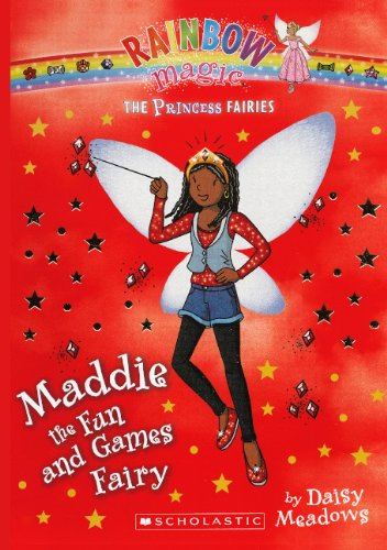 9780606261746: Maddie the Fun and Games Fairy (Princess Fairies)