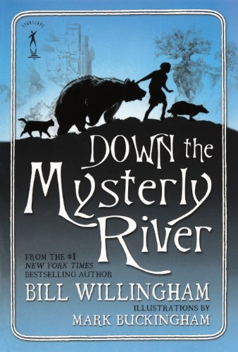 9780606262422: Down The Mysterly River (Turtleback School & Library Binding Edition)