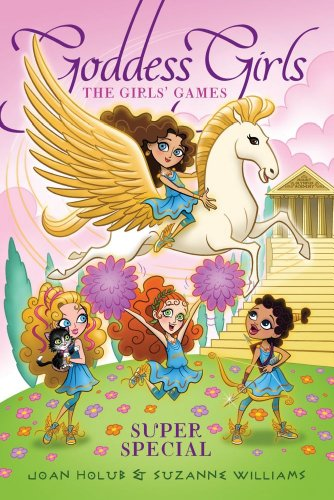 9780606263498: The Girl Games (Turtleback School & Library Binding Edition) (Goddess Girls (Pb))