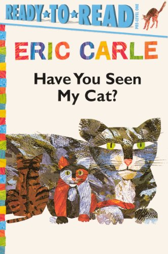 9780606263566: Have You Seen My Cat? (Turtleback School & Library Binding Edition) (The World of Eric Carle: Ready-to-read, Pre-level 1)