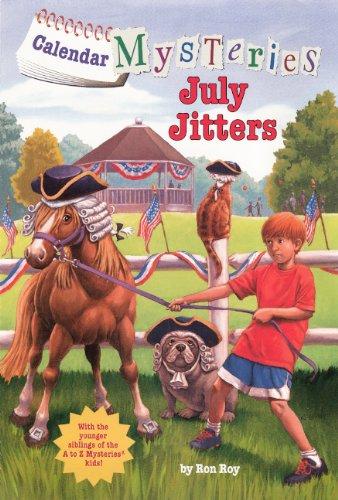9780606264020: July Jitters (Calendar Mysteries (Unnumbered Pb))