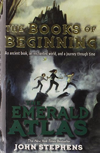 The Emerald Atlas (Turtleback School & Library Binding Edition) (Books of Beginning): Stephens,...