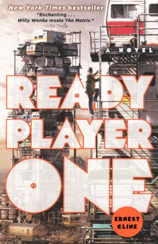 Ready Player One Signed & Dated By: Ernest Cline
